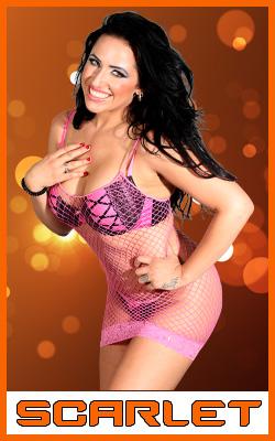 Scarlet Auckland Stripper