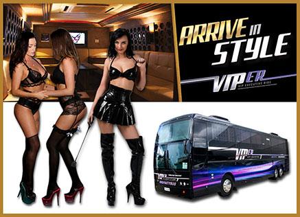 Party Bus Hen