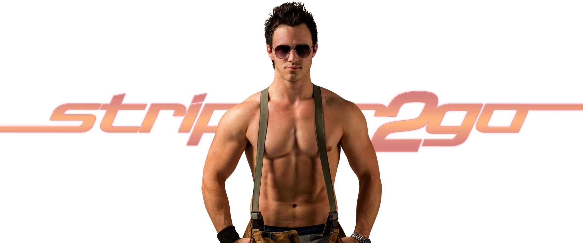 Auckland male stripper